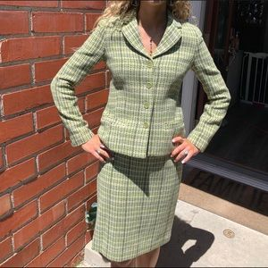 Theory women's skirt suit set
